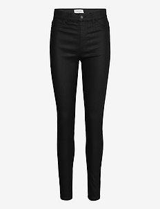 FQMIITO-PA-SHANNON - bukser med smalle ben - black as sample