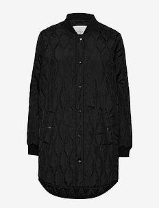 CHRISTIANE-L-JA - quilted jakker - black