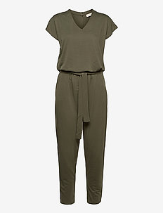 YR-JU - jumpsuits - dusty olive
