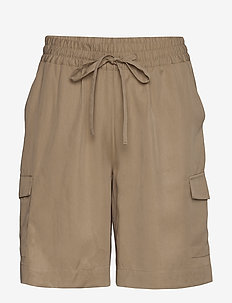 FQCOMBA-SHO - bermudas - beige sand as cut