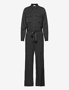 FQMYA-JU - jumpsuits - black