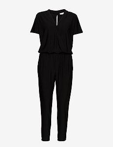 FQSTARKI-SS-JU - jumpsuits - black