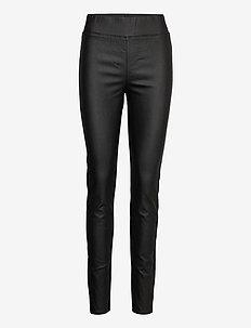 FQSHANNON-PA-COOPER - slim fit bukser - black