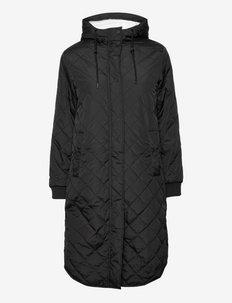 FQTULLA-JA - winterjassen - black