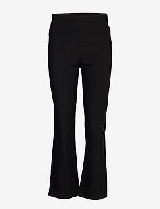 FQSHANNON-ANKLE-PA-BOOTC-POWER - slim fit housut - black