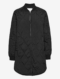 FQLISSEL-JA-S - padded coats - black