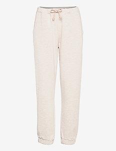 FQRELAXED-PA - sweatpants - silver mink melange