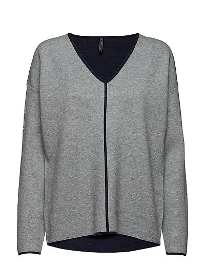 NHINO-V-PU - MEDIUM GREY W. SALUTE