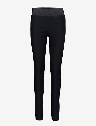 FQSHANTAL-PA-POWER - pantalons slim - salute 19-4011