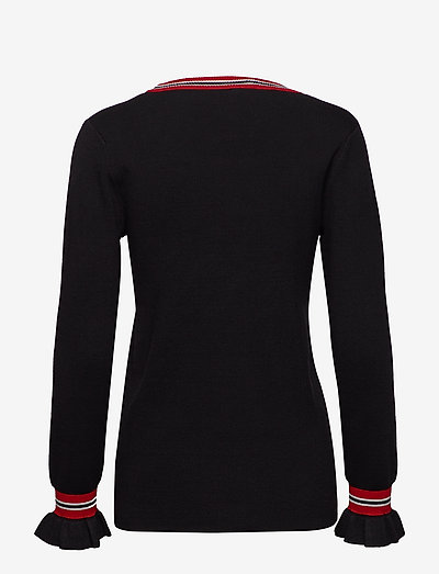 Free/quent Antonelle-pu- Neuleet Black W. Red As Sample