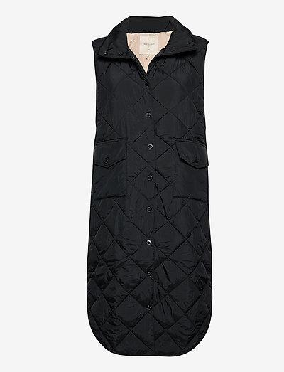 FQOLGA-WA - vestes rembourrées - black