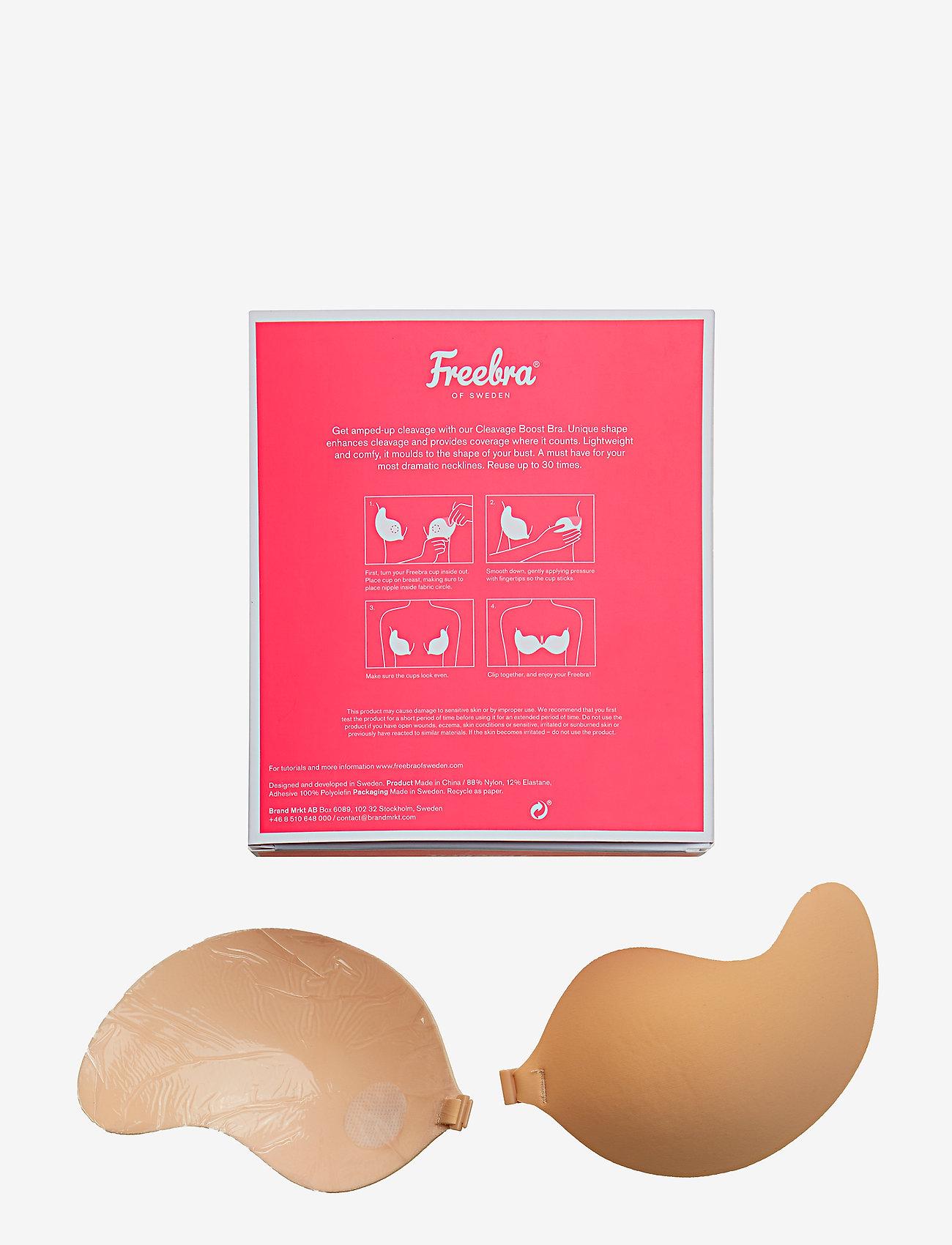 Freebra - CLEAVAGE BRA - bra accessories - beige - 1