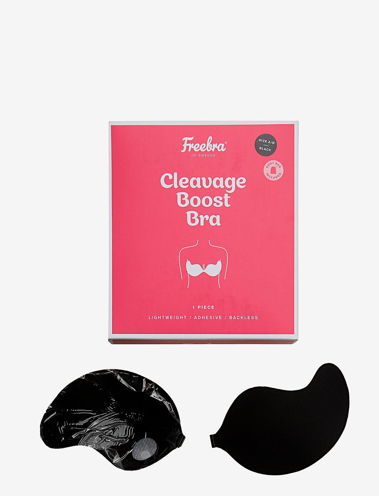Freebra - CLEAVAGE BRA - bra accessories - black - 0