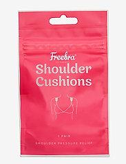 Freebra - SHLDR CUSHION - bra accessories - transparent - 1
