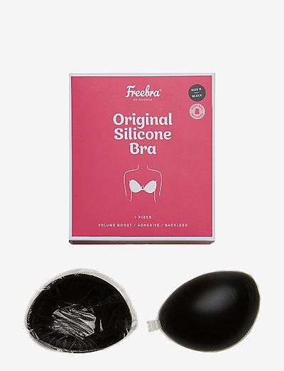 SILICONE BRA - bra accessories - black