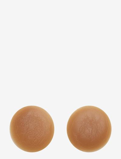 SILICON COVER - bra accessories - tan