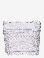 Freepeople - ADELLA CORSET BRA - non wired bras - white - 1