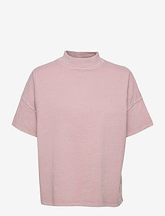 FEARLESS TEE - t-shirts - dusty himalaya