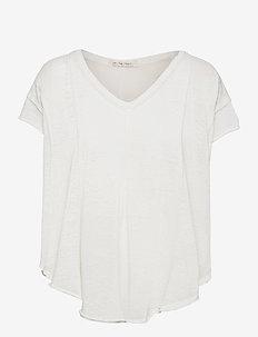 SAMMIE TEE - blouses à manches courtes - diamond
