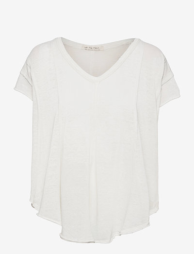 SAMMIE TEE - short-sleeved blouses - diamond