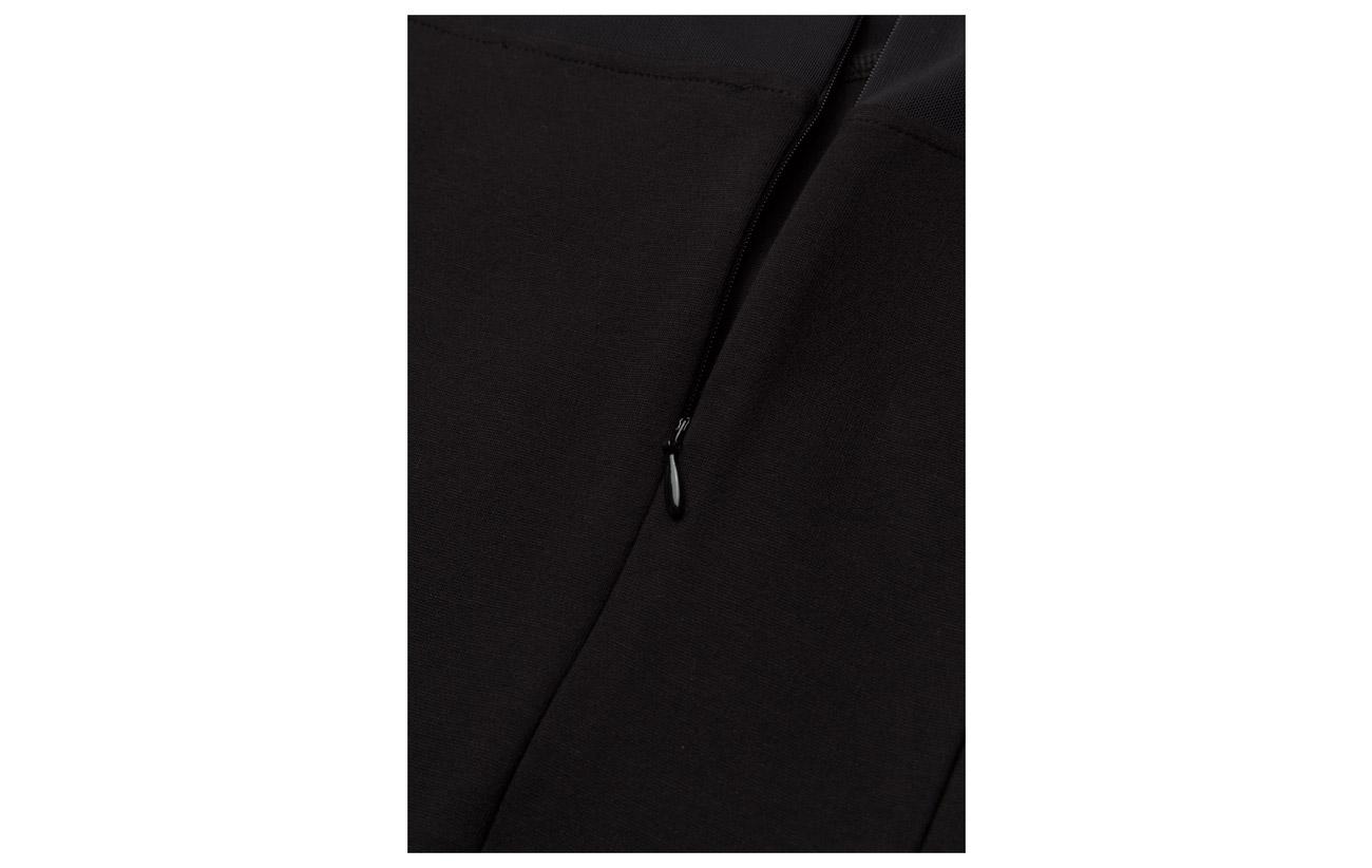 73 Black Lore 24 Shoulder Dres Lula Elastane Viscose Connection Ponte French Nylon Cutout 3 p8Rw4Bqp