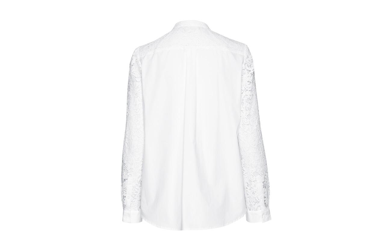 Winter Shrt Pf Connection Cot Coton Lace Mix White French 100 Southside qpgw0xHgP