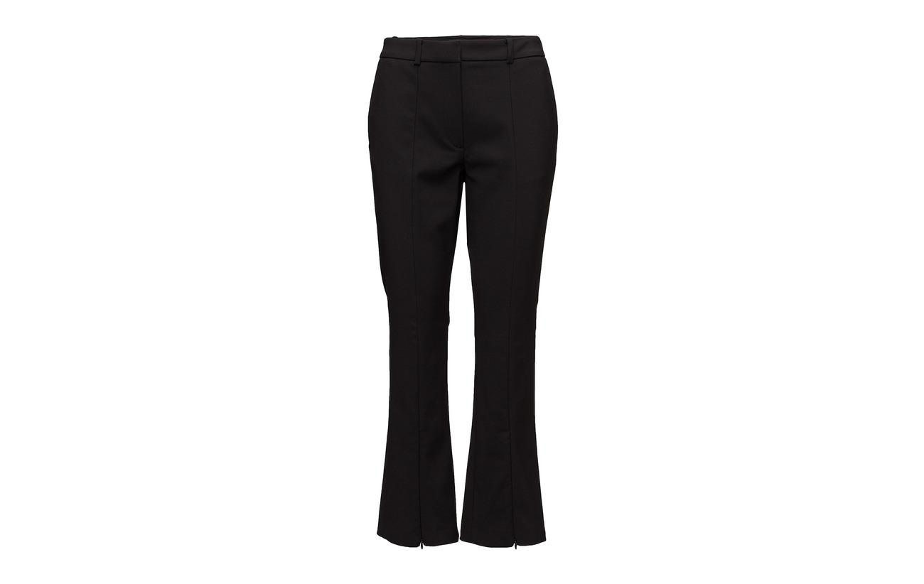 Polyester 52 3 Trouser Elastane Glass French Coton Stretch Black 45 Connection w87gUXq4