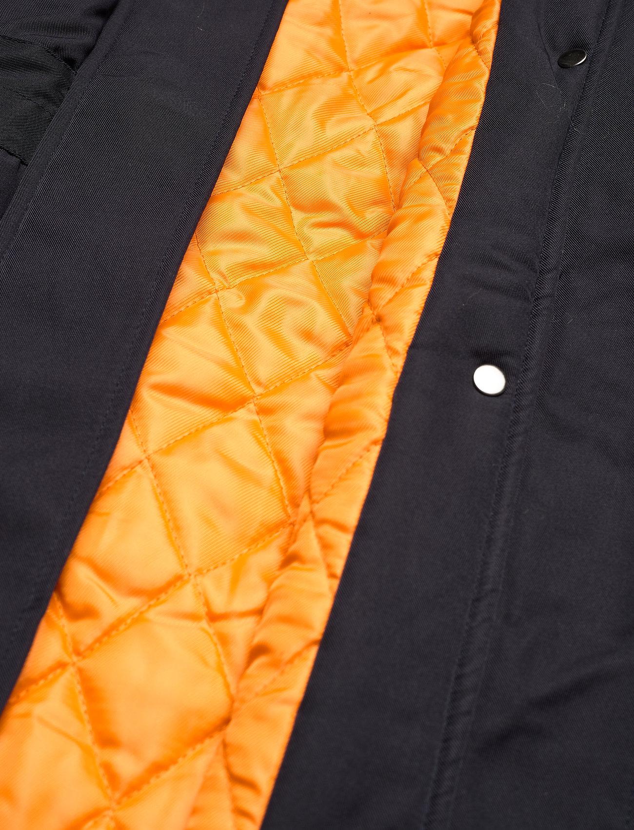 Carmen Parka Faux Fur Hd Coat (Utility Bl/tngrn Drm) (270 €) - French Connection rhvve