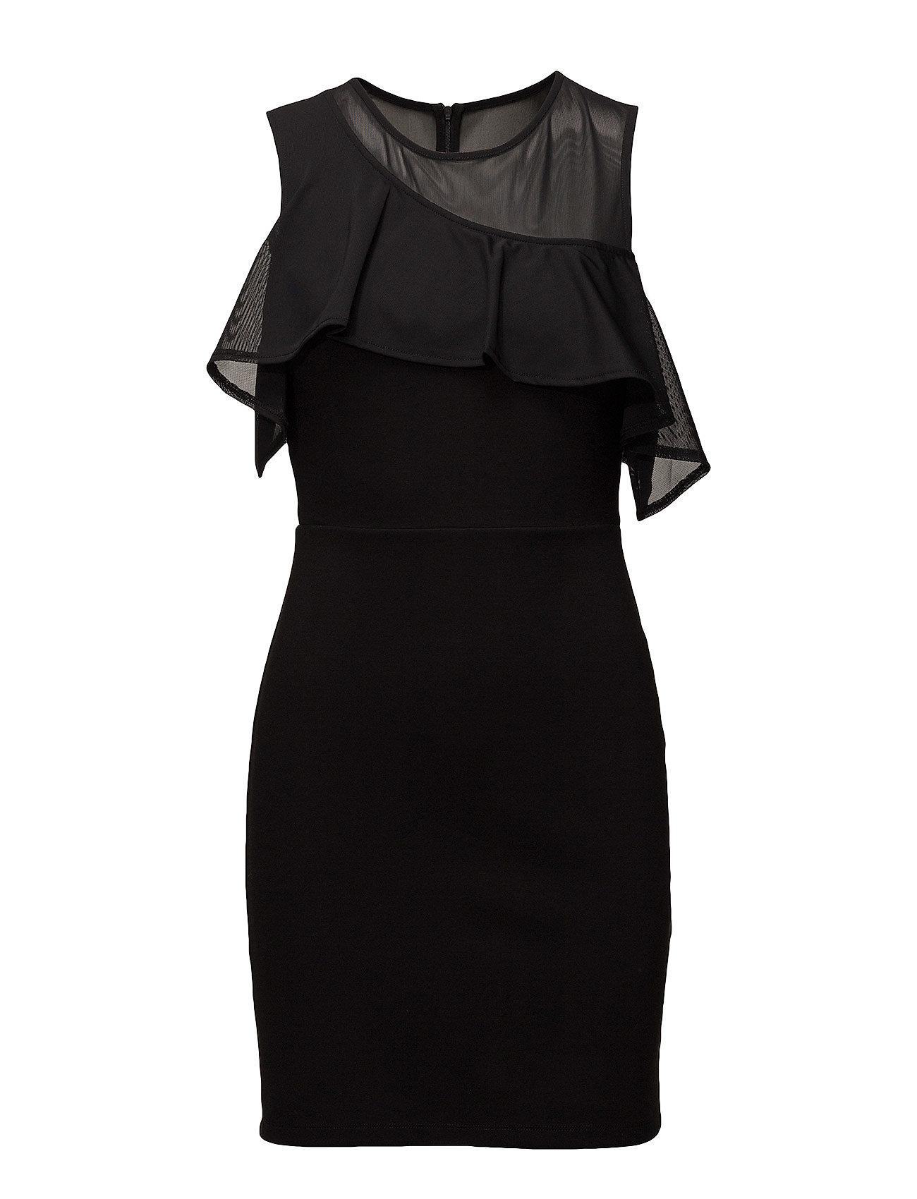 Image of Lore Lula Ponte Cutout Shoulder Dres (2923023601)