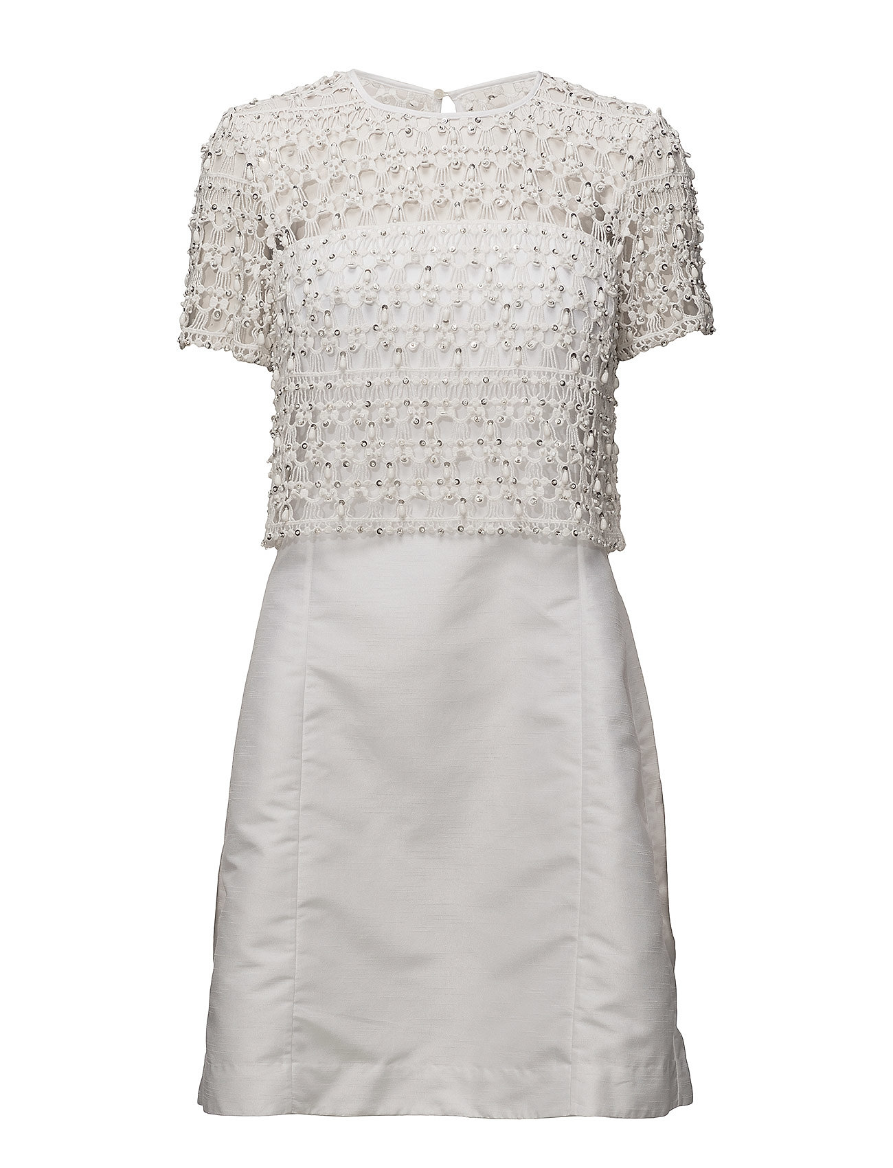 Consenza Sparkle Embellished Wedding Dress (Summer White) (£250 ...