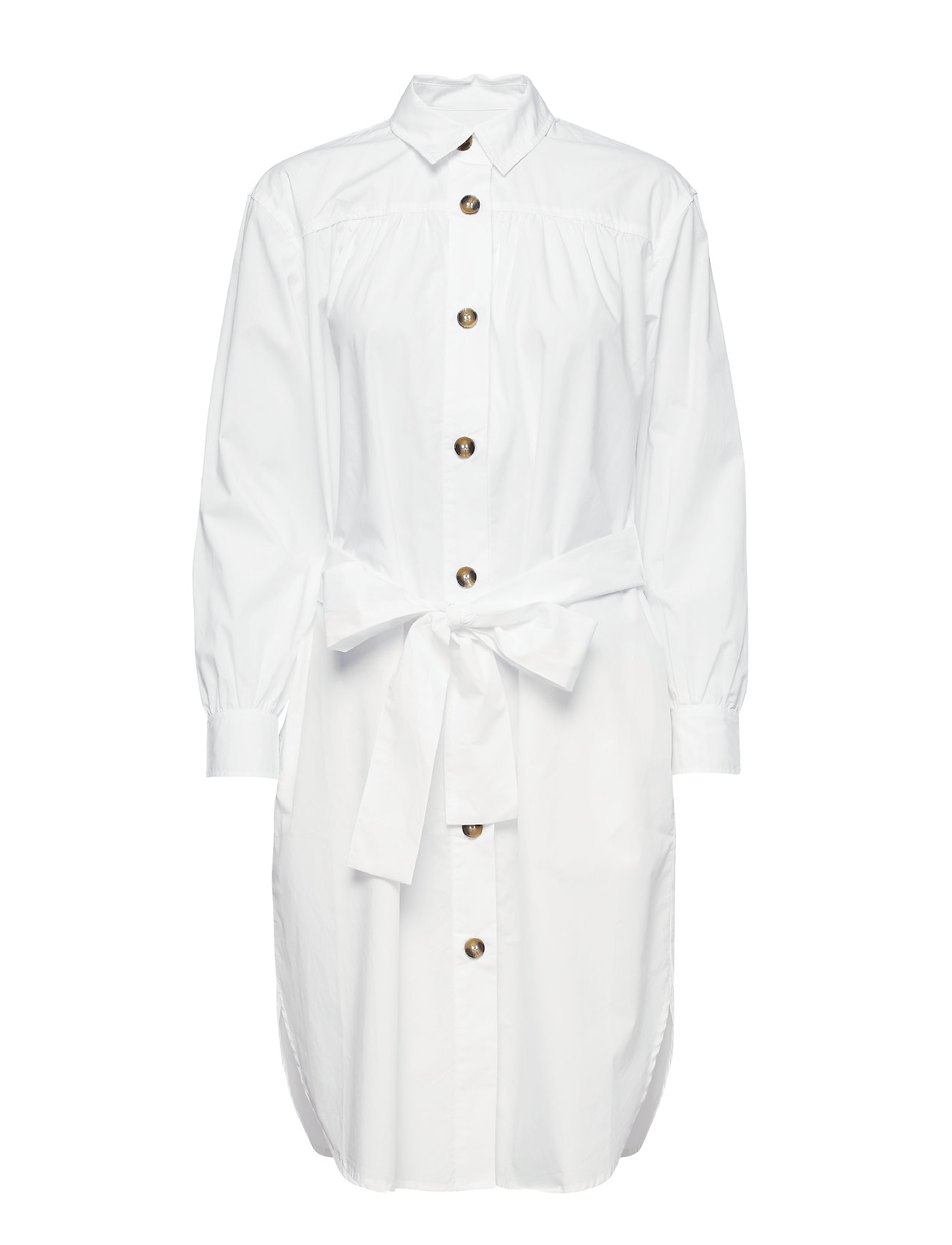 Shirt Cotton Dresslinen Connection Belted WhiteFrench Southside L34q5RjA