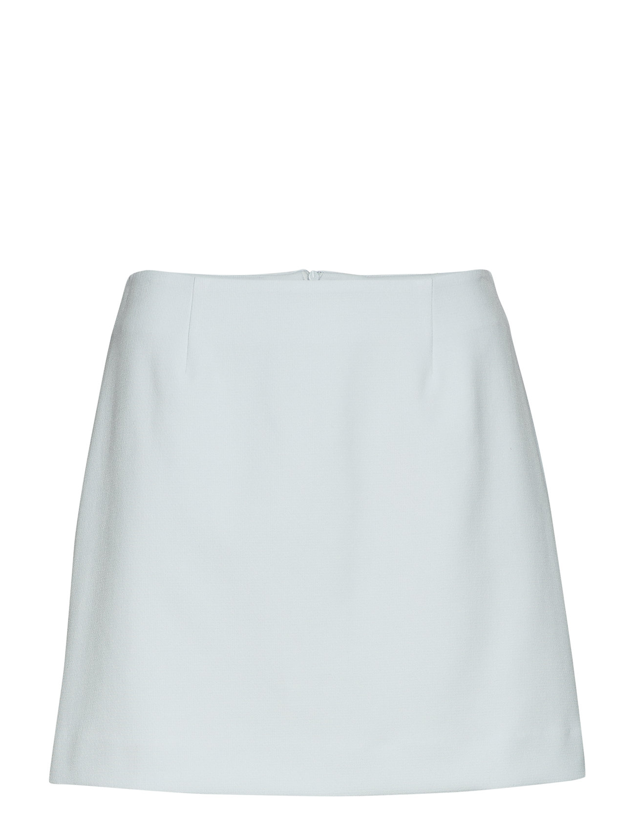 French Connection SUNDAE SUITING MINI SKIRT - COOL DREAM BLUE