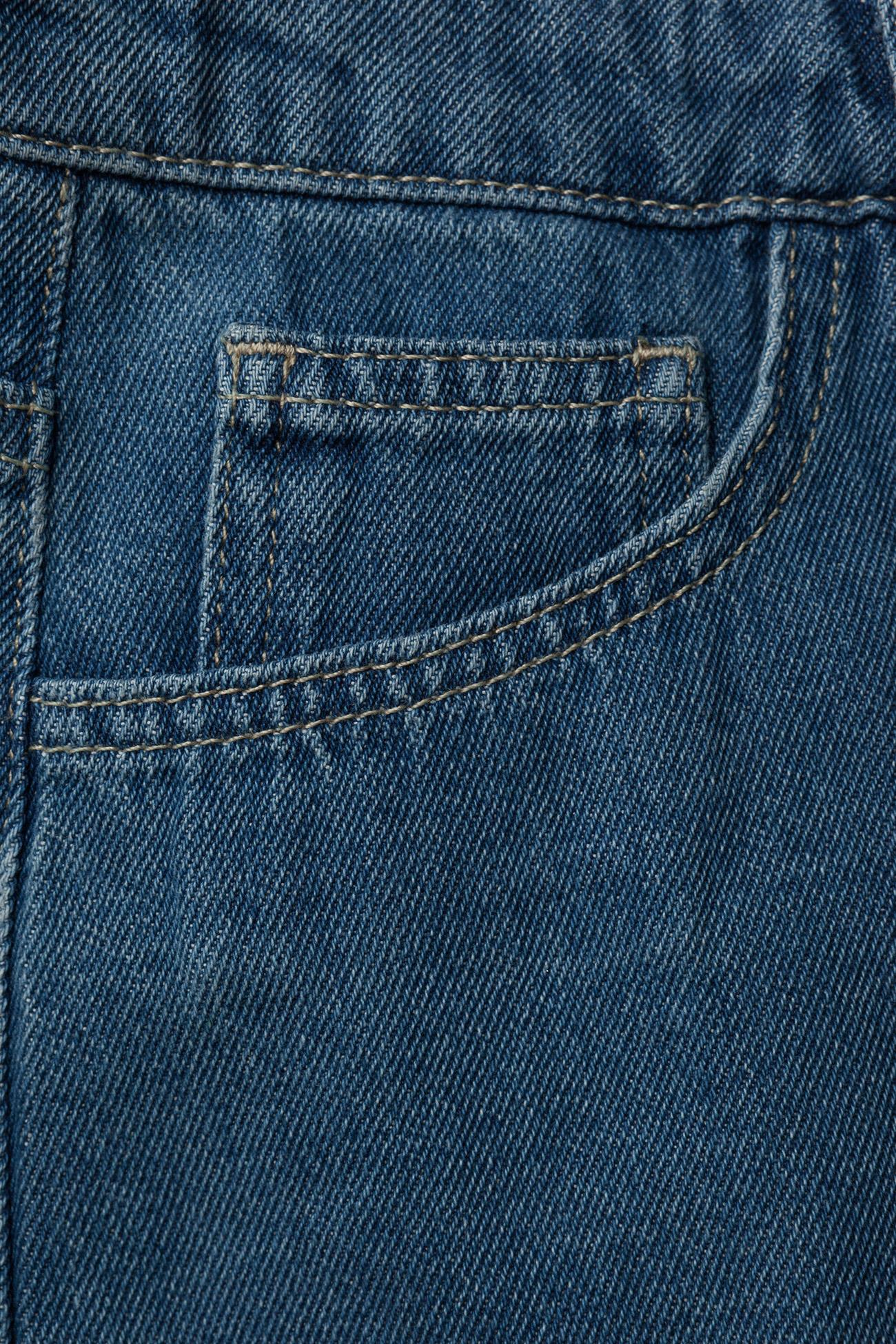 Connection Jeansvintage Wide Leg BlueFrench Shelby Denim yNwOP0v8nm
