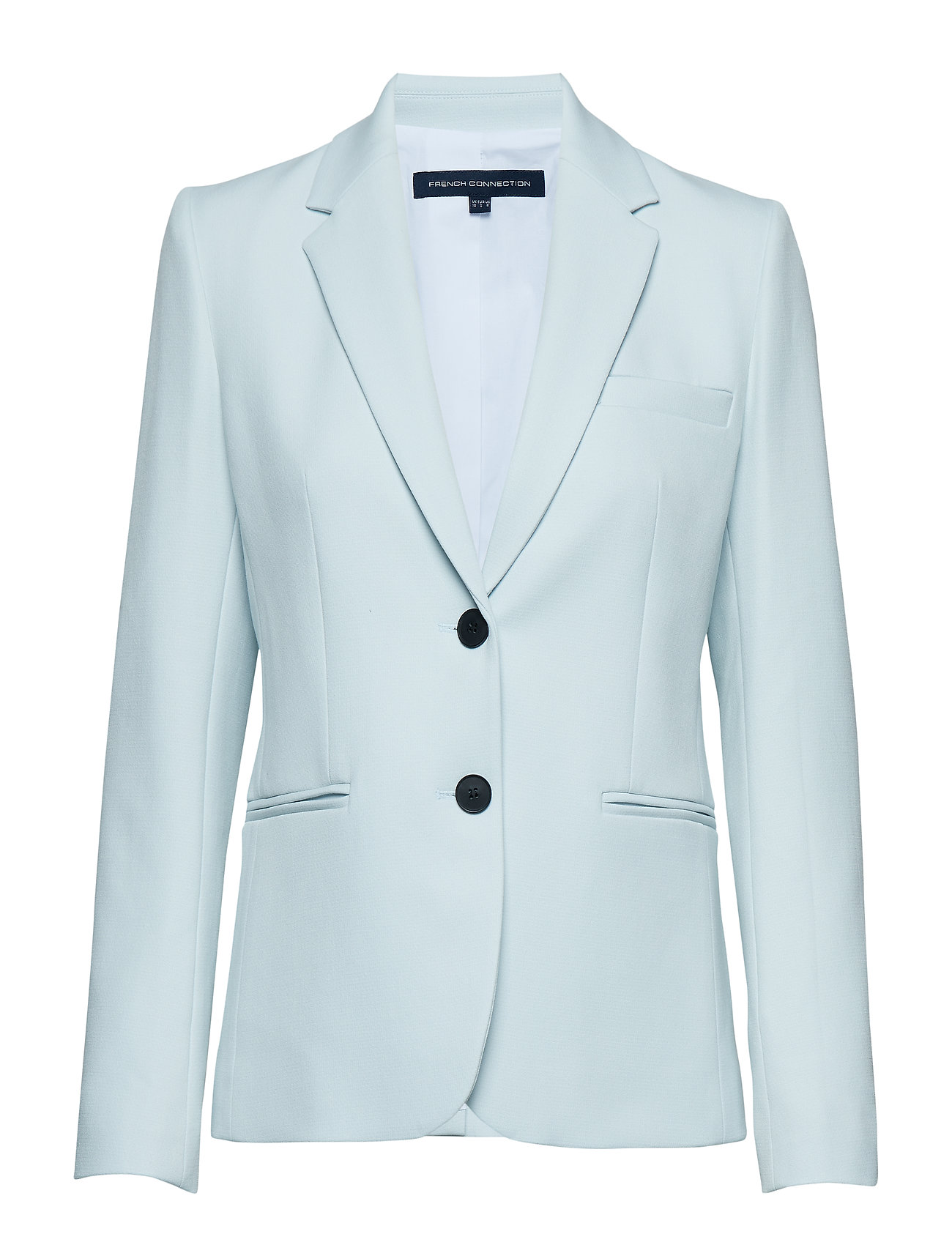 French Connection SUNDAE SUITING BLAZER - COOL DREAM BLUE