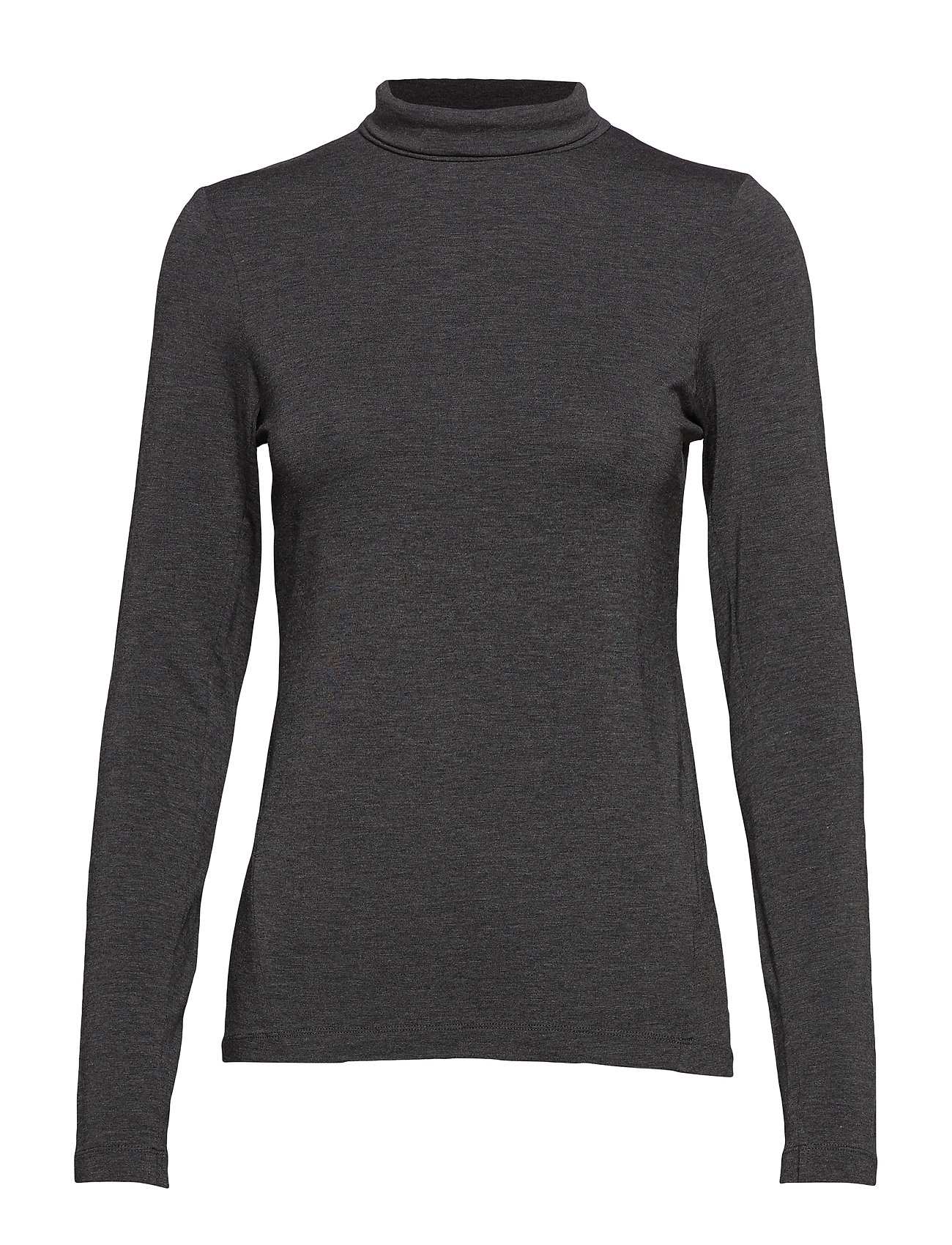 Venetia Cuff MelFrench Jersey Split Topcharcoal Connection RjL354qA