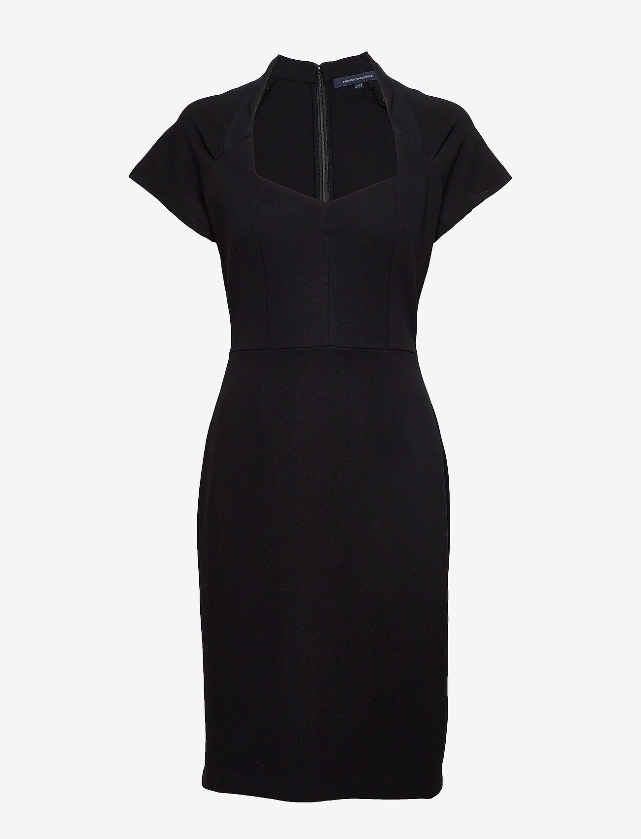 Penina Beau Jersey Bodycon Drs (Black) - French Connection 2cBhhT