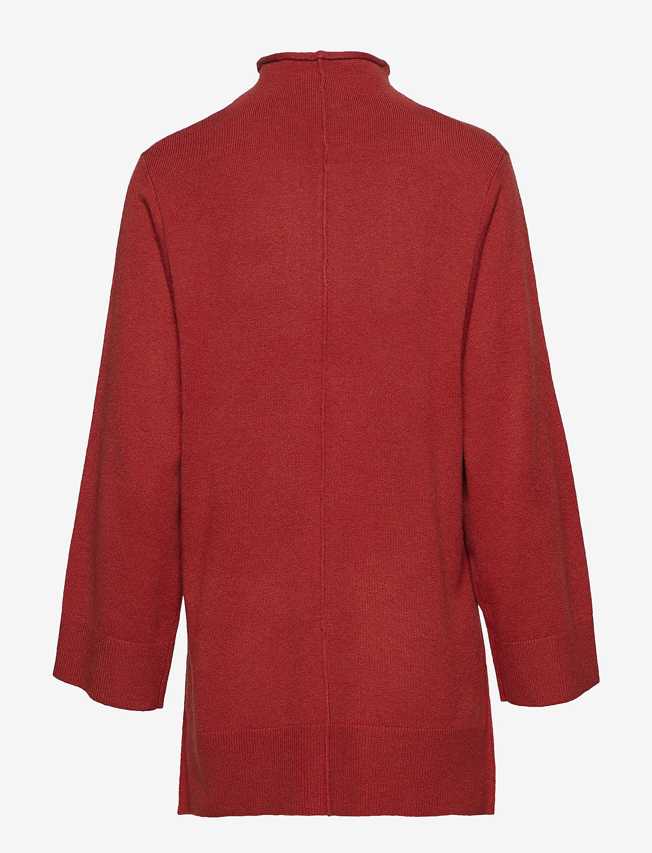 Ebba Vhari Mock Neck Jumper (Firewood) (379.60 kr) - French Connection