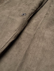 French Connection - IRENEA FAUX FUR COAT - faux fur - loden green - 5