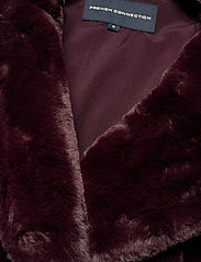 French Connection - PF BANNA FAUX FUR LONG COAT - faux fur - decadence - 5
