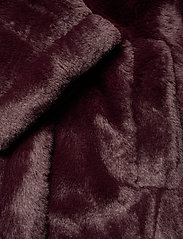 French Connection - PF BANNA FAUX FUR LONG COAT - faux fur - decadence - 6