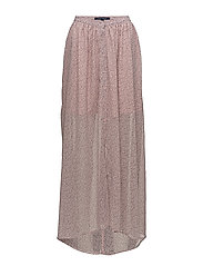 French Connection - Elao Sheer Maxi Skirt