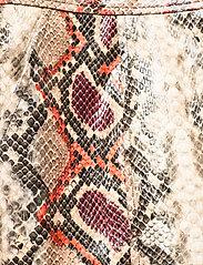 French Connection - BONNIE PU SKIRT - korta kjolar - neutral - 5
