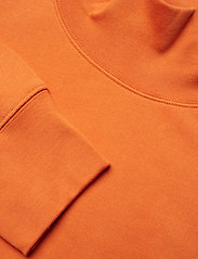 French Connection - SUNDAY SWEAT HNCK SIDE SPLIT - sweatshirts - jaffa orange - 4