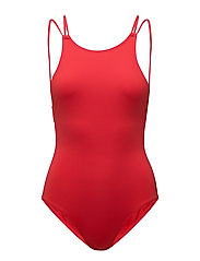 CORE CROSS BACK COSTUME - SHANGHAI RED