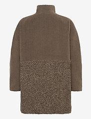 French Connection - IRENEA FAUX FUR COAT - faux fur - loden green - 2