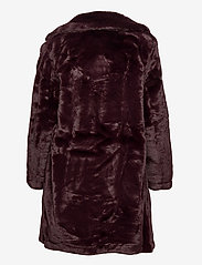 French Connection - PF BANNA FAUX FUR LONG COAT - faux fur - decadence - 2
