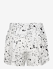 French Connection - DROPLET DRAPE SHORTS - shorts casual - summer white/black - 2