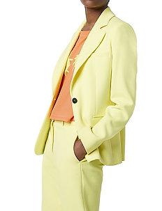 ADISA SUNDAE SUTNG TLRD JCKT - blazere - lemon tonic