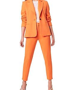 ADISA SUNDAE SUTNG TLRD JCKT - bleiserit - tangerine dream
