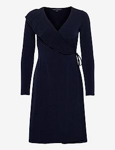 LETICIA SLINKY JERSEY - sukienki do kolan i midi - utility blue